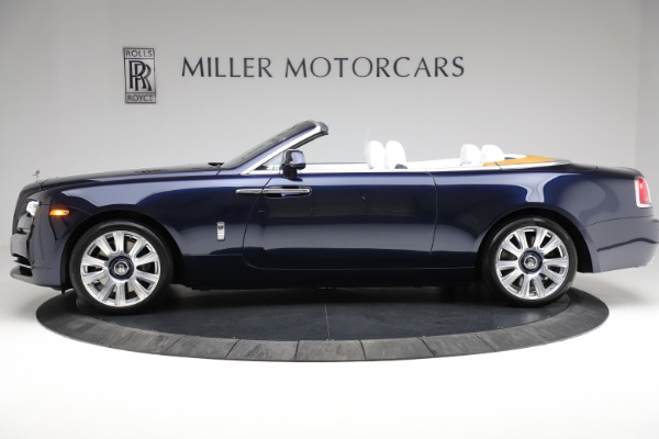 Used 2017 Rolls-Royce Dawn for sale Call for price at Alfa Romeo of Greenwich in Greenwich CT 06830 4