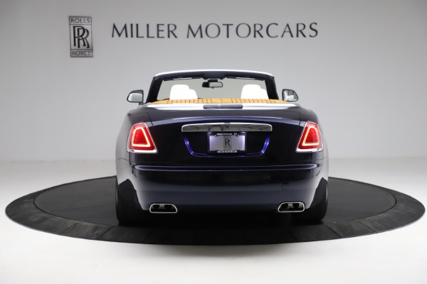 Used 2017 Rolls-Royce Dawn for sale Call for price at Alfa Romeo of Greenwich in Greenwich CT 06830 7