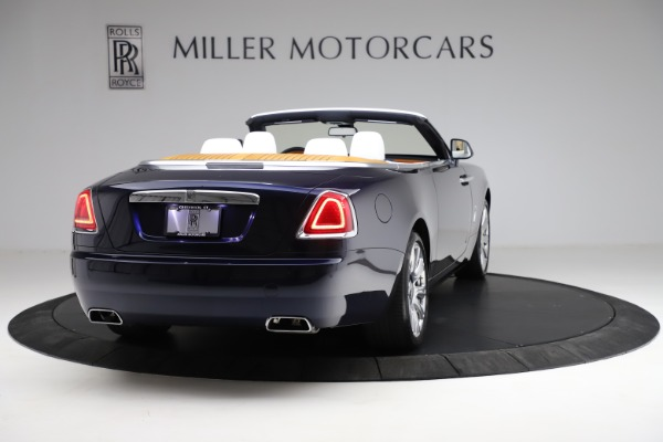 Used 2017 Rolls-Royce Dawn for sale Call for price at Alfa Romeo of Greenwich in Greenwich CT 06830 8