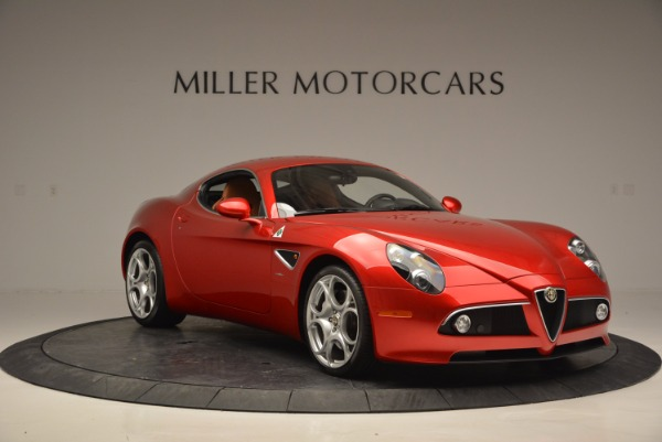 Used 2008 Alfa Romeo 8C for sale Sold at Alfa Romeo of Greenwich in Greenwich CT 06830 11