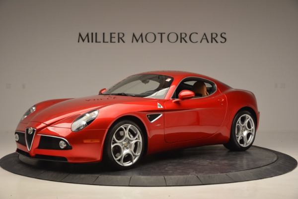 Used 2008 Alfa Romeo 8C for sale Sold at Alfa Romeo of Greenwich in Greenwich CT 06830 2