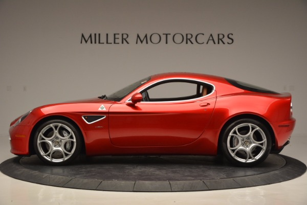 Used 2008 Alfa Romeo 8C for sale Sold at Alfa Romeo of Greenwich in Greenwich CT 06830 3