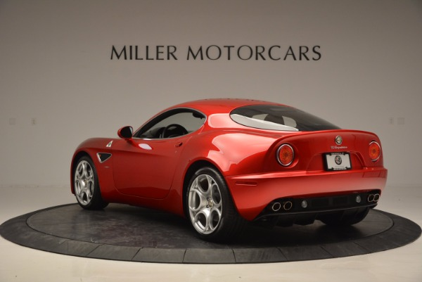 Used 2008 Alfa Romeo 8C for sale Sold at Alfa Romeo of Greenwich in Greenwich CT 06830 5