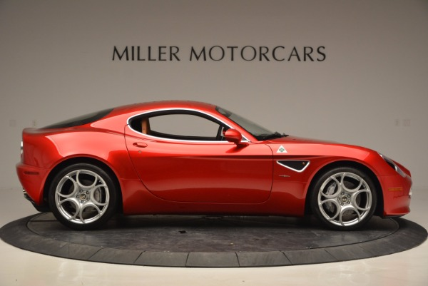 Used 2008 Alfa Romeo 8C for sale Sold at Alfa Romeo of Greenwich in Greenwich CT 06830 9