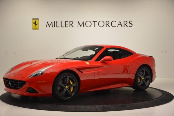 Used 2016 Ferrari California T for sale $149,900 at Alfa Romeo of Greenwich in Greenwich CT 06830 14