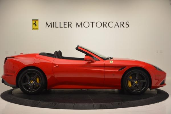 Used 2016 Ferrari California T for sale $149,900 at Alfa Romeo of Greenwich in Greenwich CT 06830 9