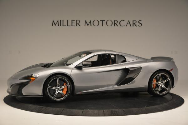 Used 2016 McLaren 650S SPIDER Convertible for sale Sold at Alfa Romeo of Greenwich in Greenwich CT 06830 15