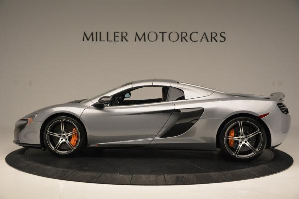 Used 2016 McLaren 650S SPIDER Convertible for sale Sold at Alfa Romeo of Greenwich in Greenwich CT 06830 16