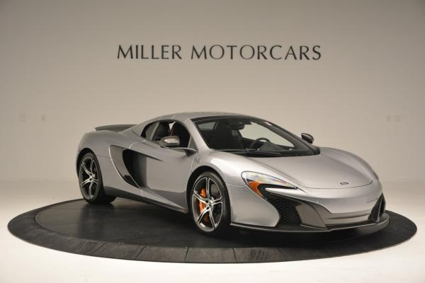 Used 2016 McLaren 650S SPIDER Convertible for sale Sold at Alfa Romeo of Greenwich in Greenwich CT 06830 20