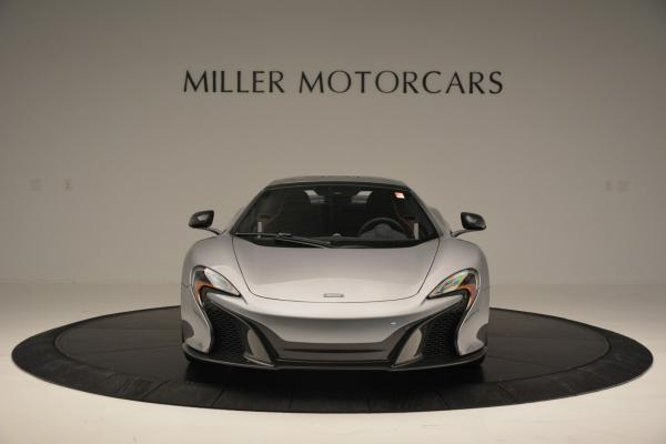 Used 2016 McLaren 650S SPIDER Convertible for sale Sold at Alfa Romeo of Greenwich in Greenwich CT 06830 21
