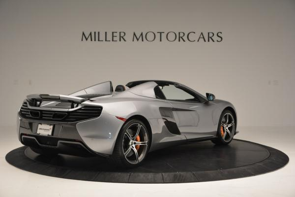Used 2016 McLaren 650S SPIDER Convertible for sale Sold at Alfa Romeo of Greenwich in Greenwich CT 06830 7