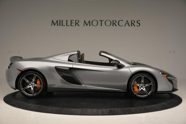 Used 2016 McLaren 650S SPIDER Convertible for sale Sold at Alfa Romeo of Greenwich in Greenwich CT 06830 9