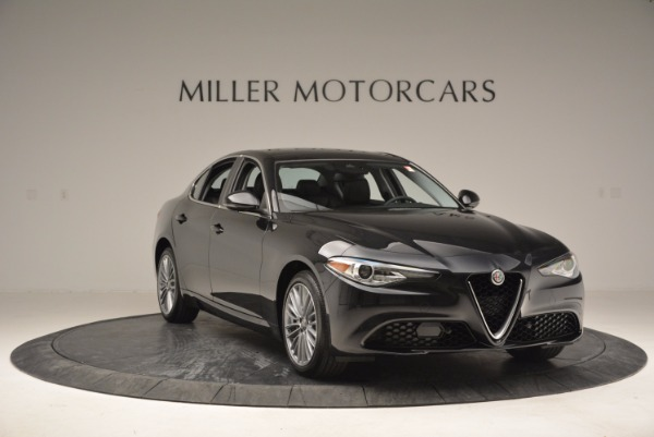New 2017 Alfa Romeo Giulia Ti for sale Sold at Alfa Romeo of Greenwich in Greenwich CT 06830 12