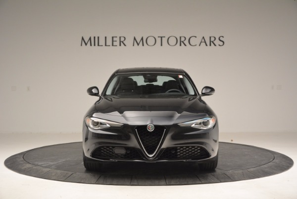 New 2017 Alfa Romeo Giulia Ti for sale Sold at Alfa Romeo of Greenwich in Greenwich CT 06830 13