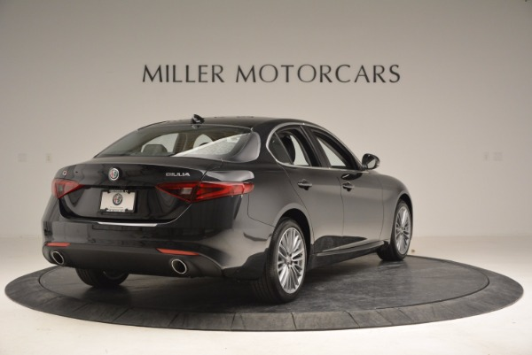 New 2017 Alfa Romeo Giulia Ti for sale Sold at Alfa Romeo of Greenwich in Greenwich CT 06830 8