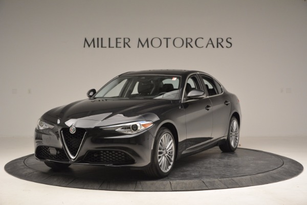 New 2017 Alfa Romeo Giulia Ti for sale Sold at Alfa Romeo of Greenwich in Greenwich CT 06830 1
