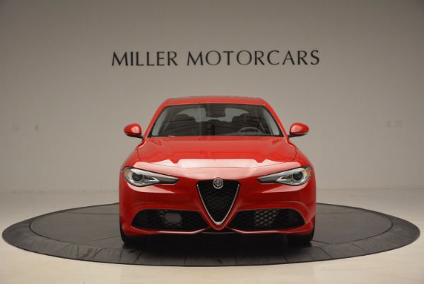 New 2017 Alfa Romeo Giulia Q4 for sale Sold at Alfa Romeo of Greenwich in Greenwich CT 06830 12