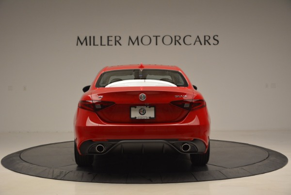 New 2017 Alfa Romeo Giulia Q4 for sale Sold at Alfa Romeo of Greenwich in Greenwich CT 06830 6