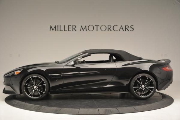 New 2016 Aston Martin Vanquish Volante for sale Sold at Alfa Romeo of Greenwich in Greenwich CT 06830 15