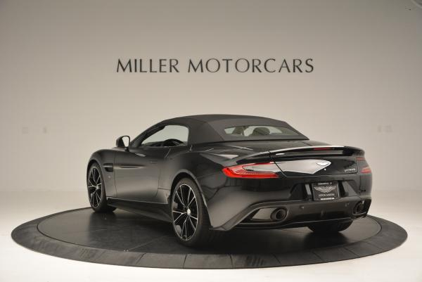 New 2016 Aston Martin Vanquish Volante for sale Sold at Alfa Romeo of Greenwich in Greenwich CT 06830 17