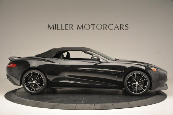 New 2016 Aston Martin Vanquish Volante for sale Sold at Alfa Romeo of Greenwich in Greenwich CT 06830 21
