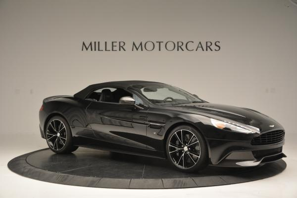 New 2016 Aston Martin Vanquish Volante for sale Sold at Alfa Romeo of Greenwich in Greenwich CT 06830 22
