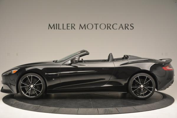 New 2016 Aston Martin Vanquish Volante for sale Sold at Alfa Romeo of Greenwich in Greenwich CT 06830 3