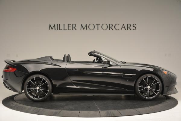 New 2016 Aston Martin Vanquish Volante for sale Sold at Alfa Romeo of Greenwich in Greenwich CT 06830 9