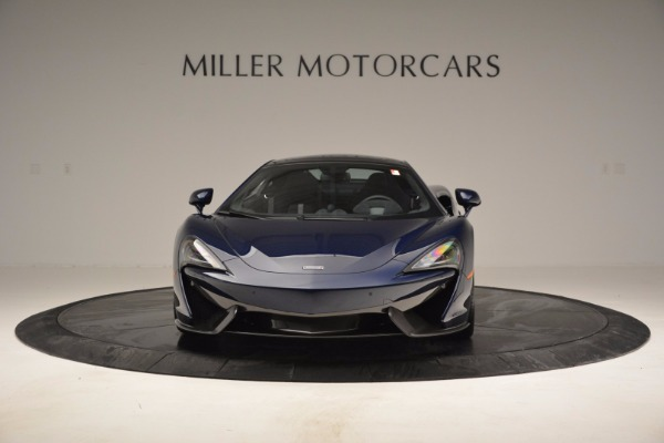 New 2017 McLaren 570GT for sale Sold at Alfa Romeo of Greenwich in Greenwich CT 06830 12
