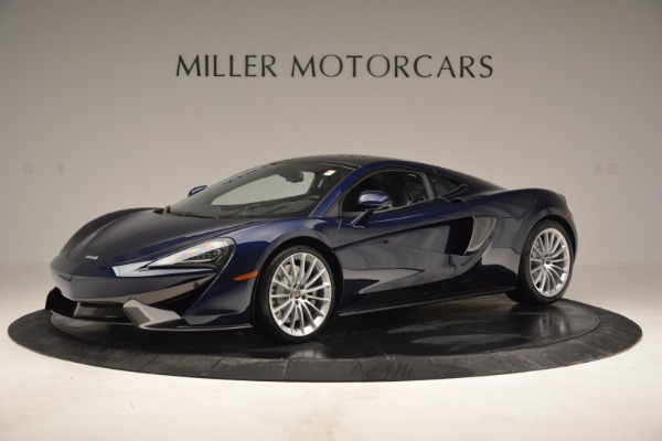 New 2017 McLaren 570GT for sale Sold at Alfa Romeo of Greenwich in Greenwich CT 06830 2