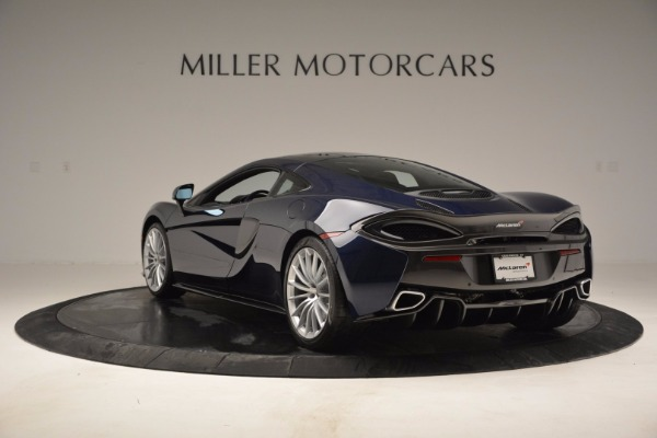 New 2017 McLaren 570GT for sale Sold at Alfa Romeo of Greenwich in Greenwich CT 06830 5