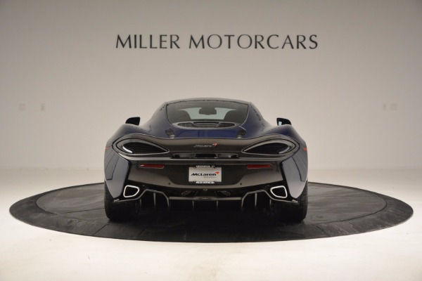 New 2017 McLaren 570GT for sale Sold at Alfa Romeo of Greenwich in Greenwich CT 06830 6