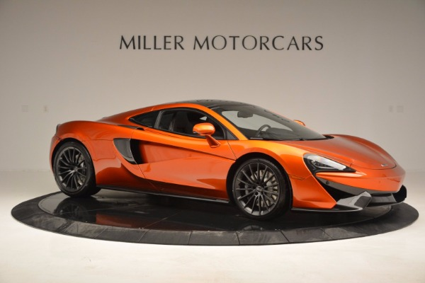 Used 2017 McLaren 570GT Coupe for sale $139,900 at Alfa Romeo of Greenwich in Greenwich CT 06830 10