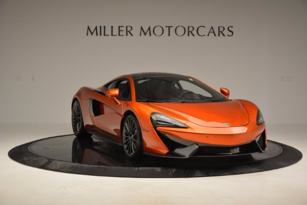 Used 2017 McLaren 570GT Coupe for sale $139,900 at Alfa Romeo of Greenwich in Greenwich CT 06830 11