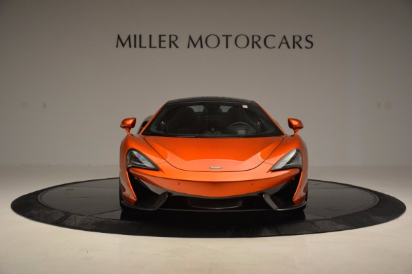 Used 2017 McLaren 570GT Coupe for sale $139,900 at Alfa Romeo of Greenwich in Greenwich CT 06830 12