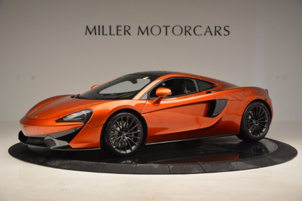 Used 2017 McLaren 570GT Coupe for sale $139,900 at Alfa Romeo of Greenwich in Greenwich CT 06830 2