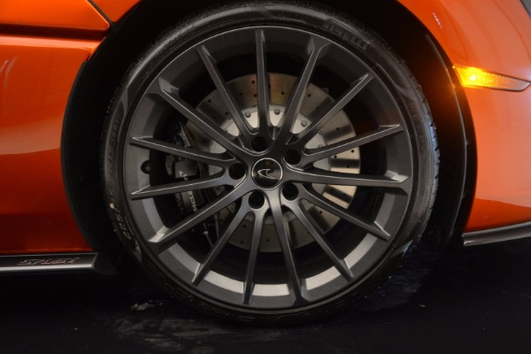 Used 2017 McLaren 570GT Coupe for sale $139,900 at Alfa Romeo of Greenwich in Greenwich CT 06830 21