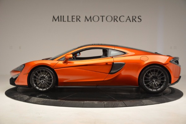 Used 2017 McLaren 570GT Coupe for sale $139,900 at Alfa Romeo of Greenwich in Greenwich CT 06830 3