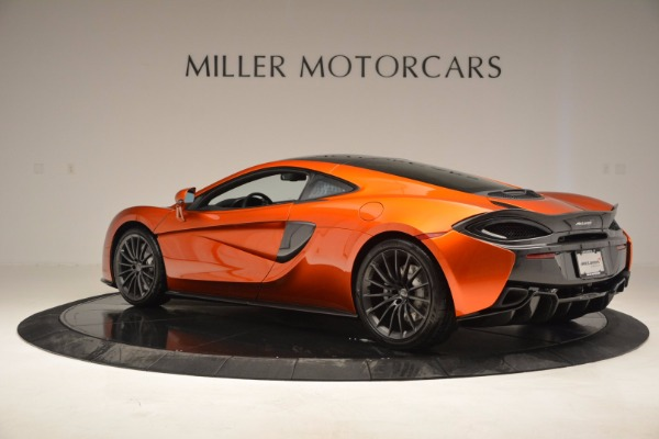 Used 2017 McLaren 570GT Coupe for sale $139,900 at Alfa Romeo of Greenwich in Greenwich CT 06830 4