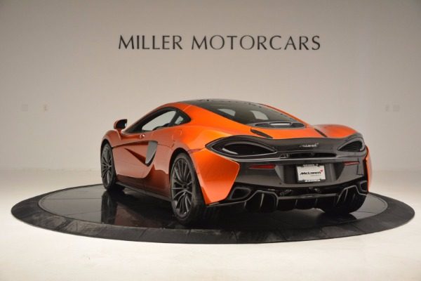 Used 2017 McLaren 570GT Coupe for sale $139,900 at Alfa Romeo of Greenwich in Greenwich CT 06830 5