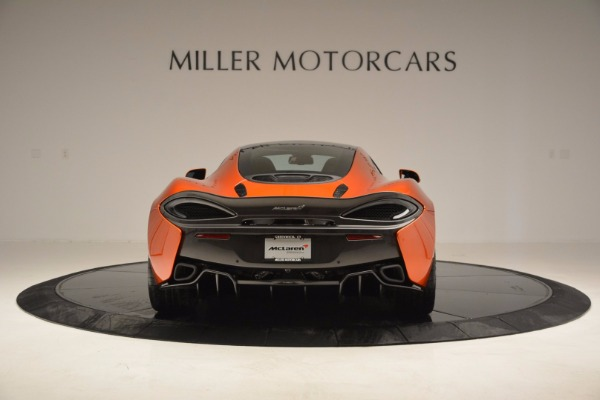 Used 2017 McLaren 570GT Coupe for sale $139,900 at Alfa Romeo of Greenwich in Greenwich CT 06830 6