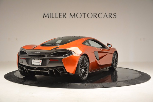 Used 2017 McLaren 570GT Coupe for sale $139,900 at Alfa Romeo of Greenwich in Greenwich CT 06830 7