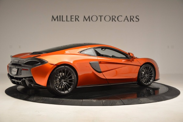 Used 2017 McLaren 570GT Coupe for sale $139,900 at Alfa Romeo of Greenwich in Greenwich CT 06830 8