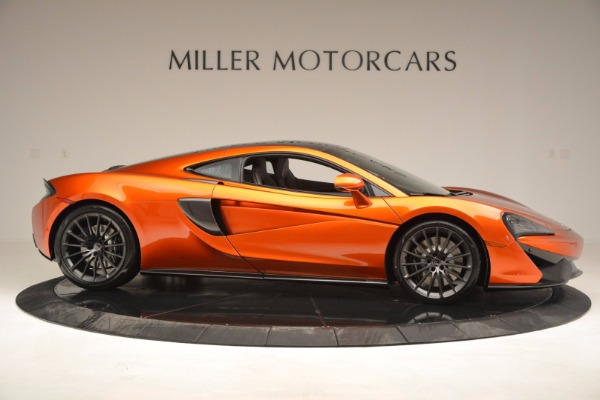 Used 2017 McLaren 570GT Coupe for sale $139,900 at Alfa Romeo of Greenwich in Greenwich CT 06830 9