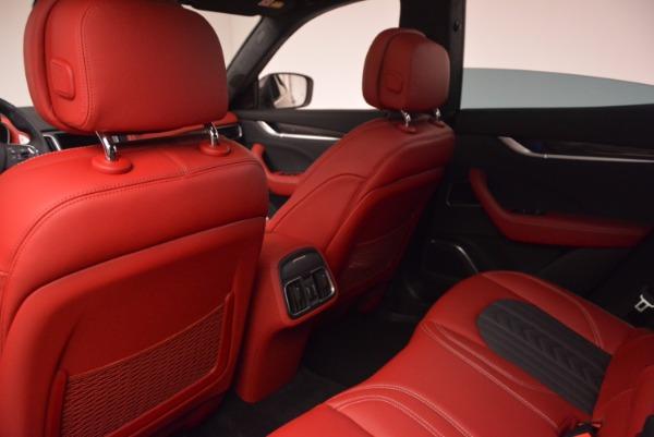 New 2017 Maserati Levante S Zegna Edition for sale Sold at Alfa Romeo of Greenwich in Greenwich CT 06830 21