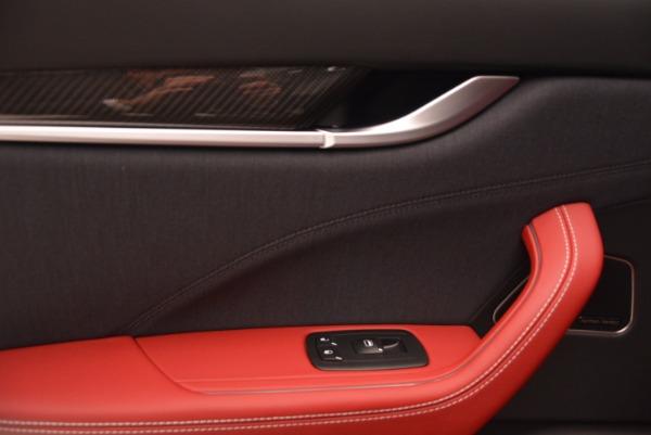 New 2017 Maserati Levante S Zegna Edition for sale Sold at Alfa Romeo of Greenwich in Greenwich CT 06830 22