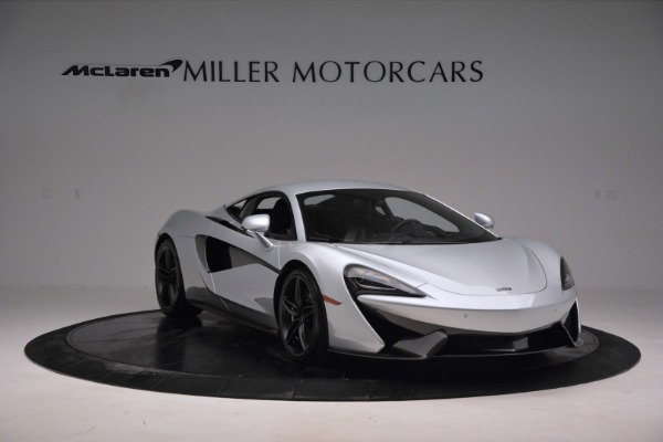 Used 2017 McLaren 570S Coupe for sale $149,900 at Alfa Romeo of Greenwich in Greenwich CT 06830 11
