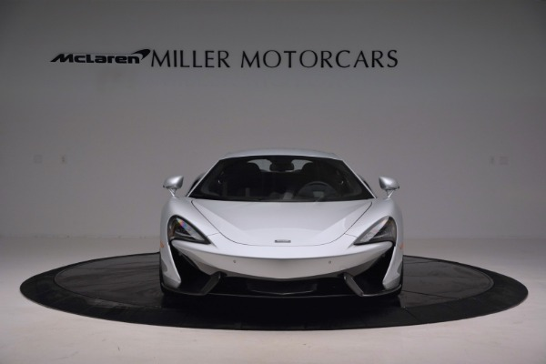 Used 2017 McLaren 570S Coupe for sale $149,900 at Alfa Romeo of Greenwich in Greenwich CT 06830 12