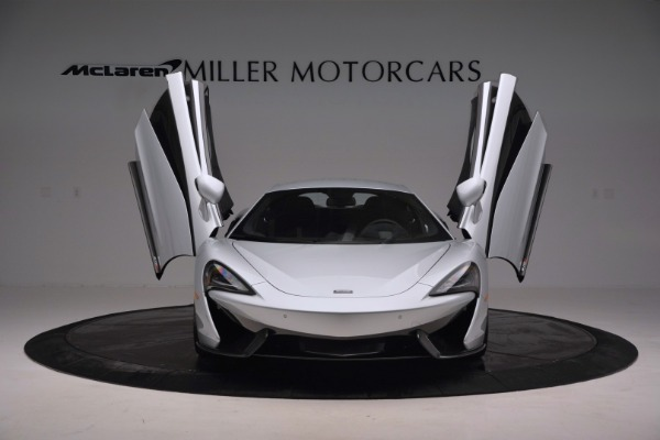 Used 2017 McLaren 570S Coupe for sale $149,900 at Alfa Romeo of Greenwich in Greenwich CT 06830 13