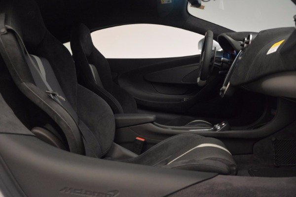 Used 2017 McLaren 570S Coupe for sale $149,900 at Alfa Romeo of Greenwich in Greenwich CT 06830 19